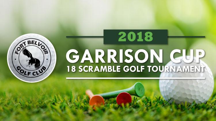 Garrison 18-Hole Golf Scramble