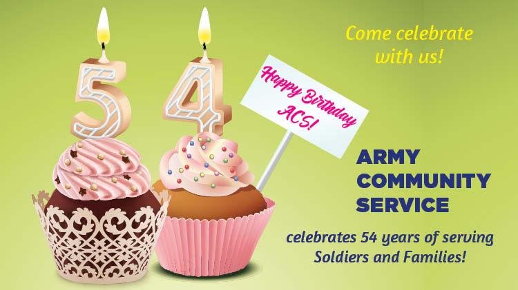ACS 54th Birthday Party