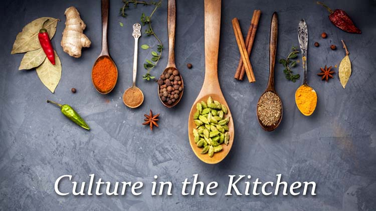 Culture in the Kitchen: Instructional Cooking Class
