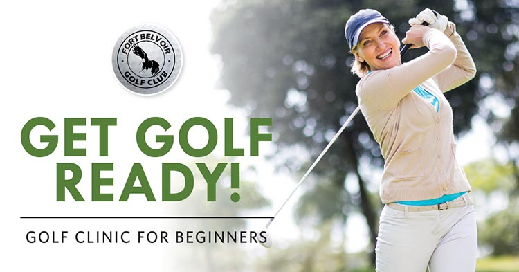 Get Golf Ready Beginner Clinics