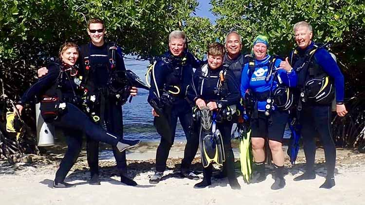 Patriot Scuba Cruise 2019