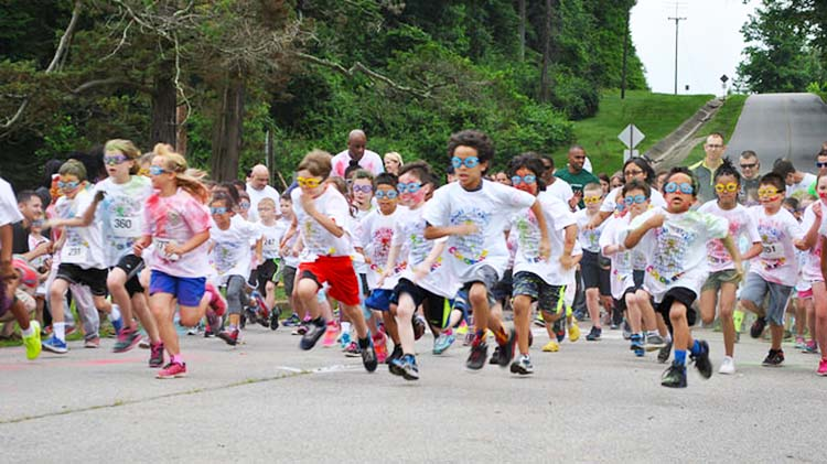 Kids Color Run