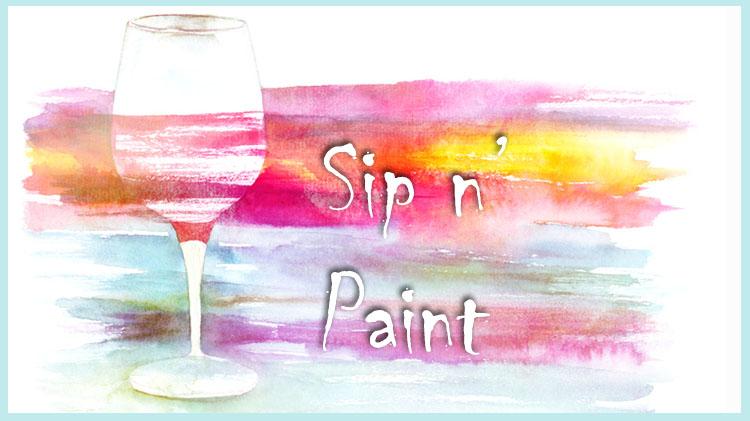 Sip N' Paint