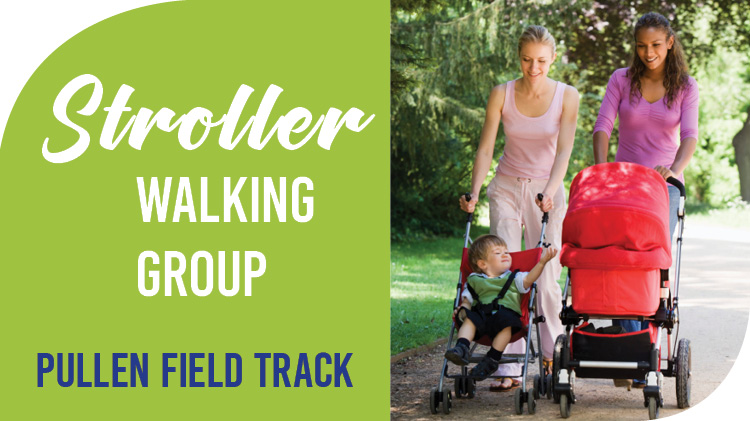 Stroller Walking Group