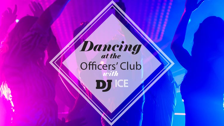 "Dancing at the OC with DJ ""ICE"""