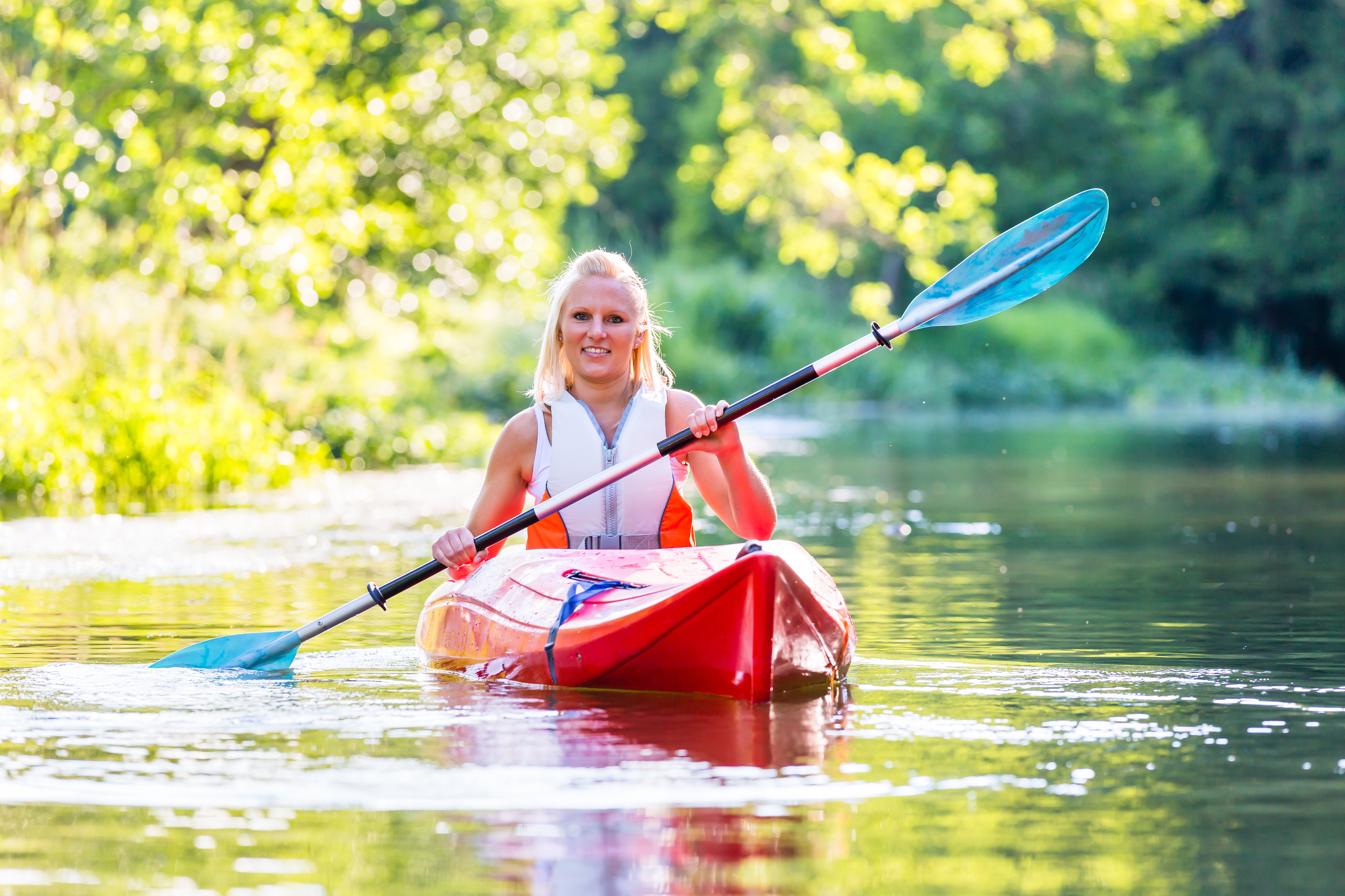 Intro to Paddling Sessions