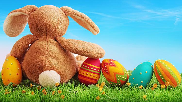EFMP with DAU Easter Egg Hunt