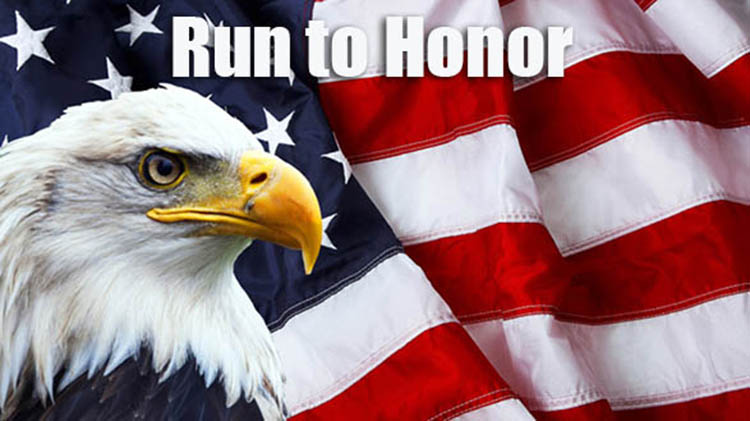 RESCHEDULED: Run to Honor 5k and Formation Run