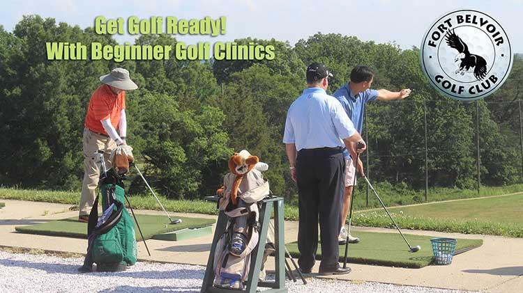 Get Golf Ready Beginner Clinics
