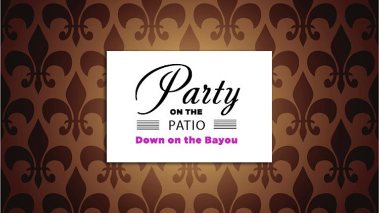 Party on the Patio: Down on the Bayou