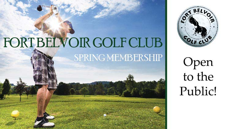 Fort Belvoir Golf Club Membership
