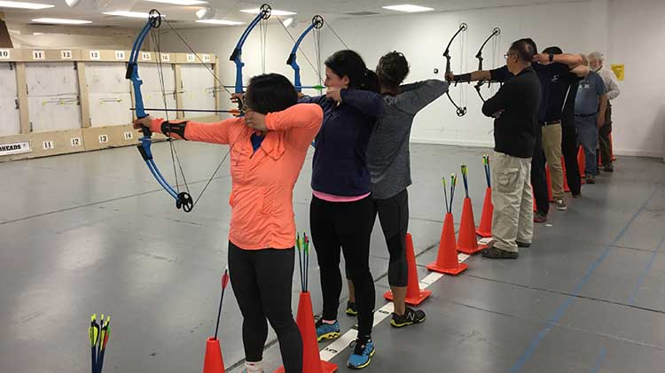 Intermediate and Advanced Archery Lessons
