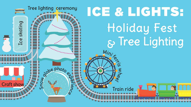 Ice & Lights: Holiday Fest & Tree Lighting