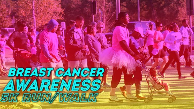 MWR & Fort Belvoir Community Hospital Breast Cancer Awareness 5K