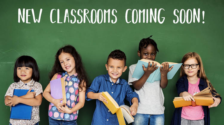 New School Age Center Classes Opening Soon: Get on the List Today!