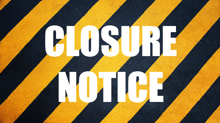 MWR Closures Due to the Government Shutdown