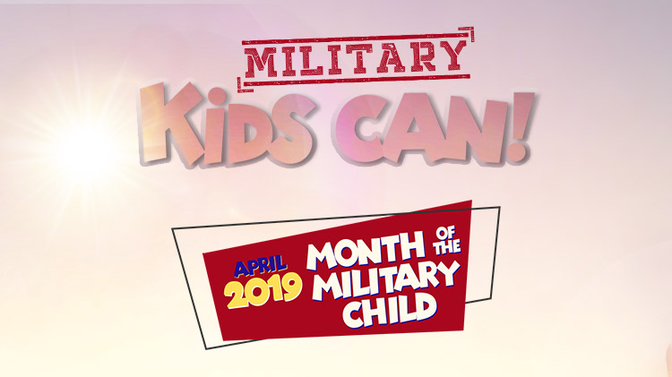 Fort Belvoir Month of the Military Child
