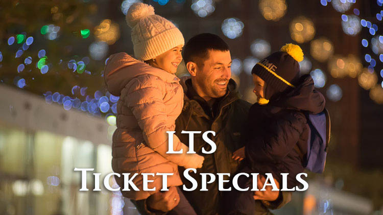 LTS Ticket Specials