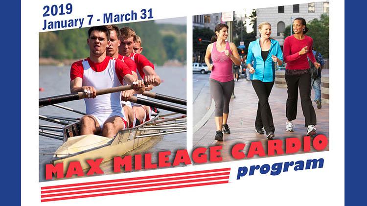 Max Mileage Cardio Program
