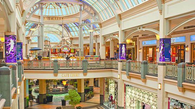 Mall of Prussia Trip