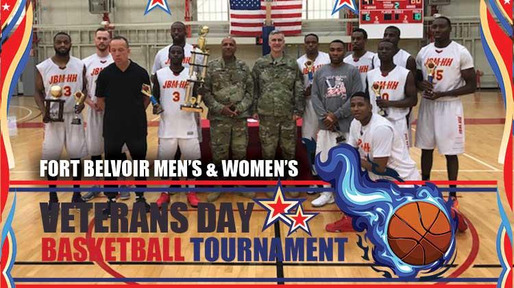 Veterans Day Basketball Tournament