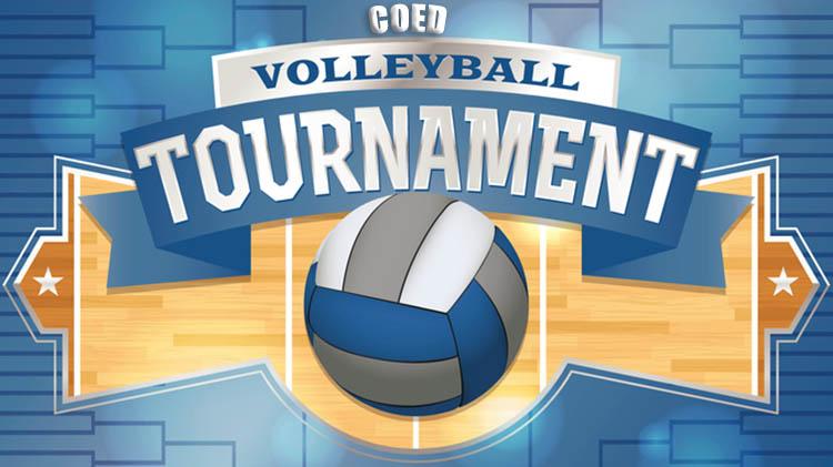 Invitational COED Volleyball Tournament