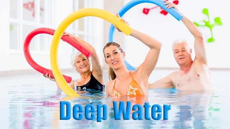 Water Aerobics: Deep Water Class